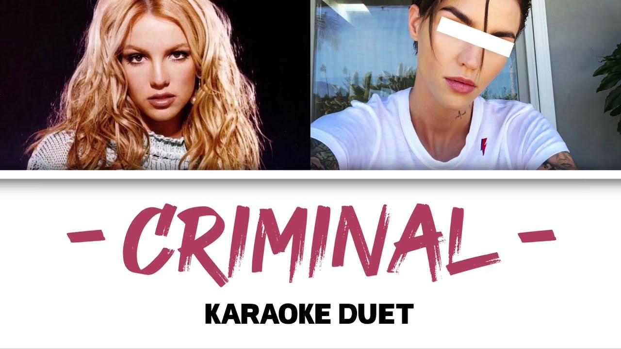 [KARAOKE DUET] Criminal - Britney Spears