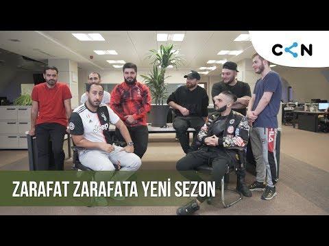 Zarafat Zarafata #11 | Epi, Noton, Aslixan, Yuzbek