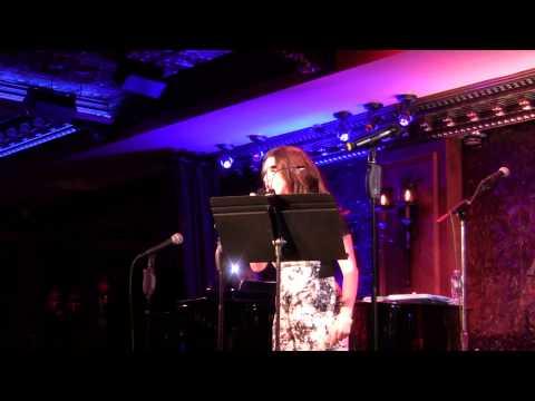"""I Do"" feat. Ashley Moniz at 54 Below"