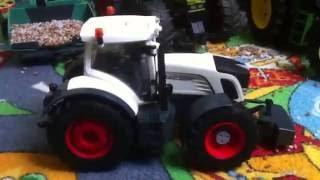 Ciągniki zabawki dla dzieci