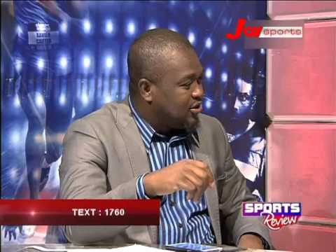 Sports Review on Joy Sports (6-12-14)