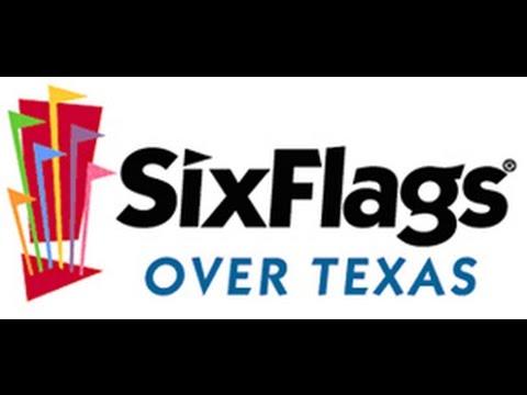 Six flags Arlington Texas (Dallas)