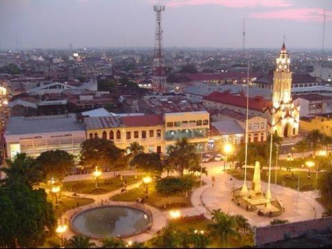 BIENVENIDOS A IQUITOS-(PERU)SAXO ELEGANTE