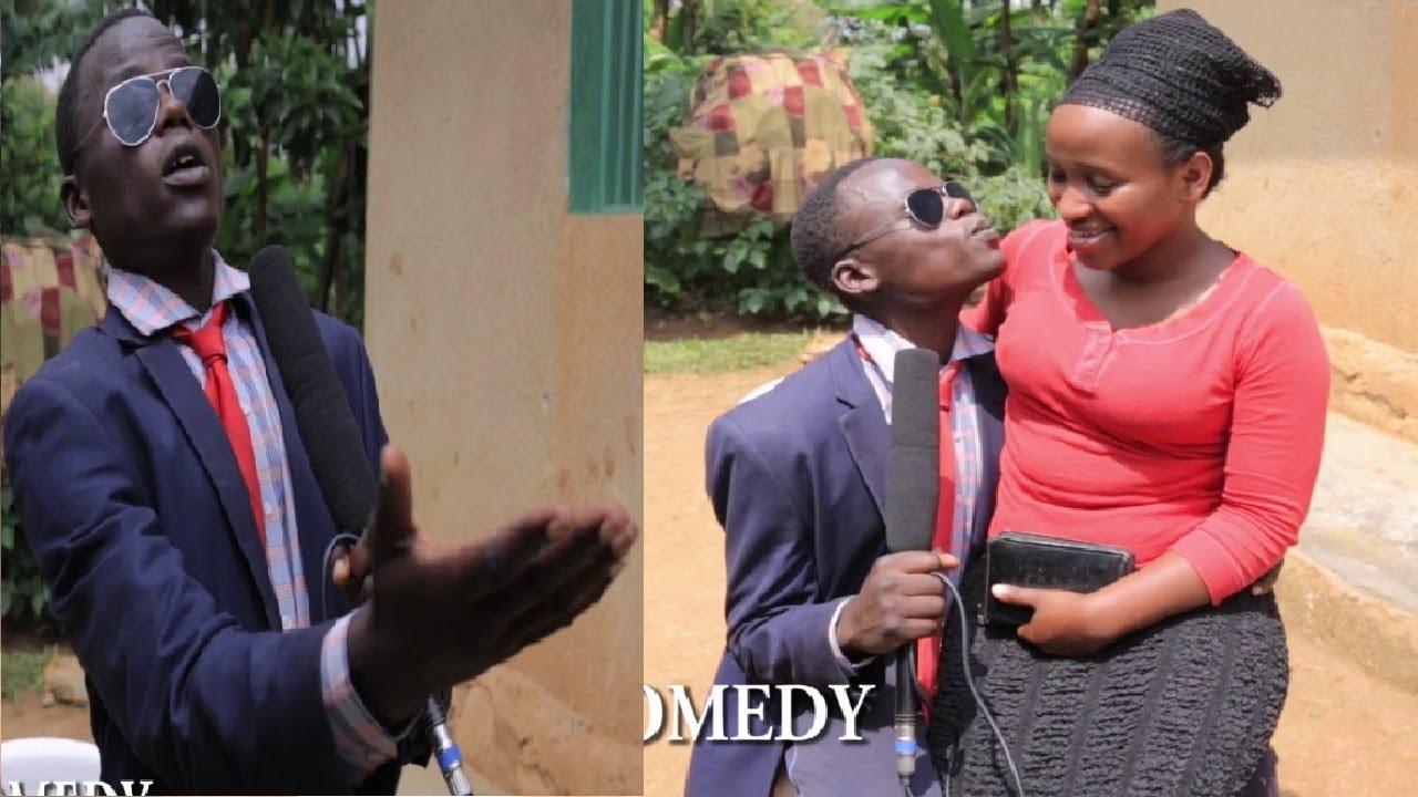 Mafiyeri Comedy: Pastor Mbonabihita yifunze umugore wabandi amasomera imbere yaba Kristo