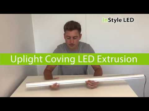 Uplight Coving Extrusion
