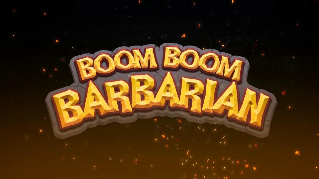 BoomBoomBarbarian Trailer 01