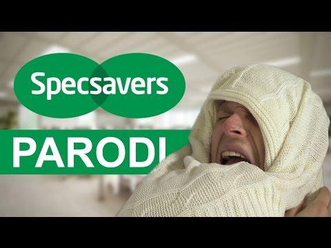 SPECSAVERS REKLAM - PARODI