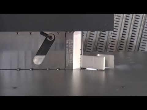 EJON S13 Letter Box Stainless channel letter bending machine video