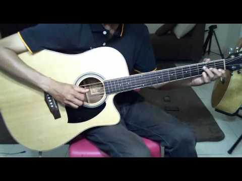 Sometimes When We Touch Dan Hill Guitar Cover Youtube