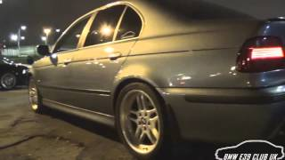 BMW E39 Club UK Meet