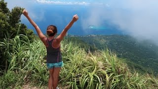 The Best Hangover Ever In The Philippines (Camiguin Mountain Waterfall)