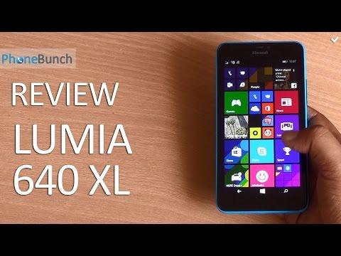 Lumia 640 XL Dual SIM Full Review - Great Camera, Premium Look