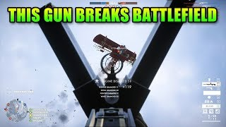 The Burton LMR Broke Battlefield 1