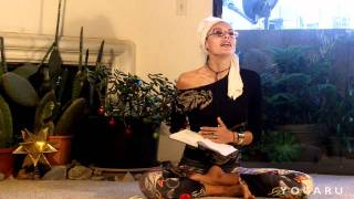 OТ ГОЛОВНЫХ БОЛЕЙ 2  медитация Будды YOGA LIVE