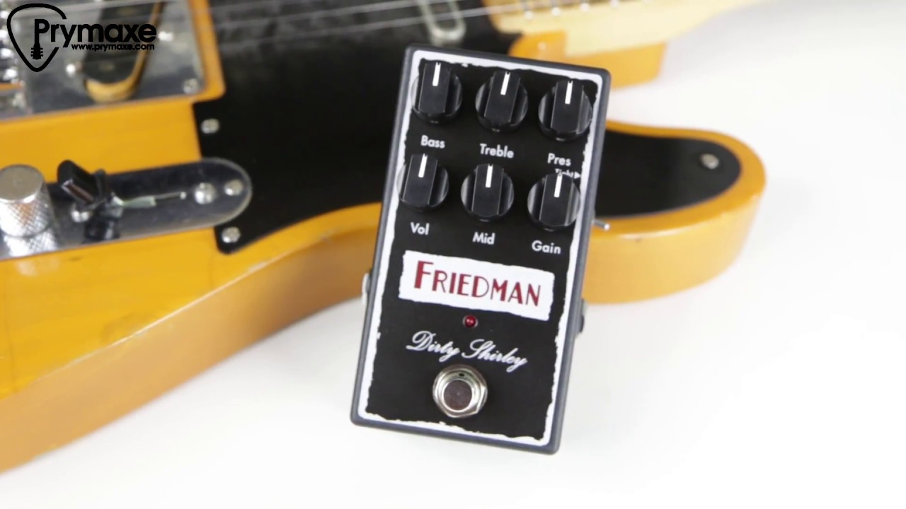 Friedman Amplification Dirty Shirley Overdrive - YouTube on west amp schematic, green amp schematic, evans amp schematic, marshall amp schematic,