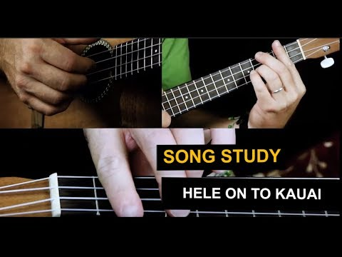 Hele on to Kauai ukulele tutorial - Traditional Hawaiian ukulele music