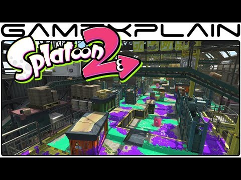 Splatoon 2 - Walleye Warehouse Coming TOMORROW!