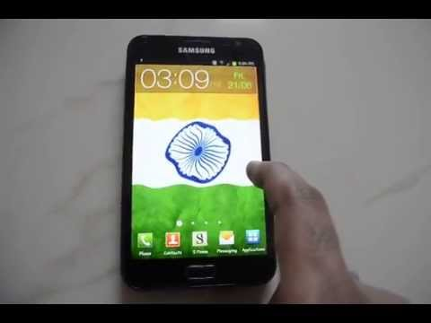 Flying Indian Flag Android Live Wallpaper Youtube