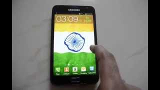 Flying Indian Flag - Android Live Wallpaper