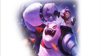 League of Legends-Nunu vs Renekton