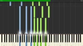 ♫ Braveheart Theme [Piano Tutorial] [Synthesia] ♫