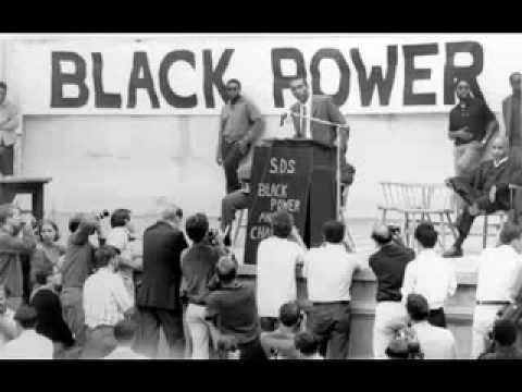 Stokely Carmichael - Black Power Speech 1966 (27).avi