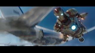 iron man3 (O homem de ferro 3) e a estratégia nos momentos críticos