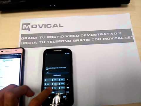 Liberar motorola moto e desbloquear xt1021 nextel con - Movical net liberar ...