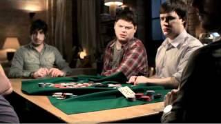 Неудобный соперник в домашней игре в покер