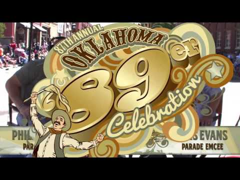 87th Annual 89er's Day Parade 2016