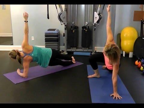 1 Full Hour Pilates Yoga Cardio Fusion Workout