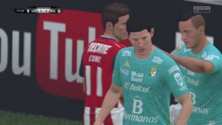 FIFA 17 - León vs Guadalajara 2/2