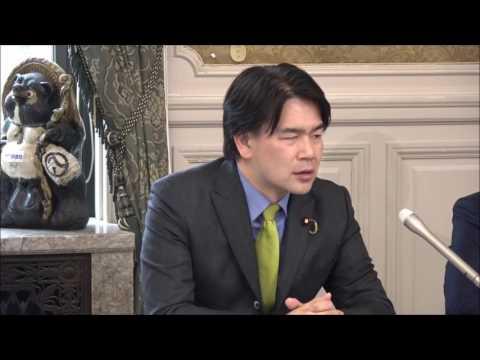 森友学園調査チーム記者会見 2017年2月27