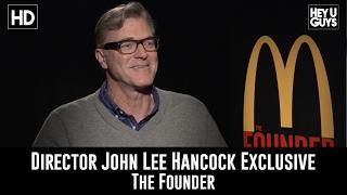 Director John Lee Hancock Interview Exclusive Interview - The Founder