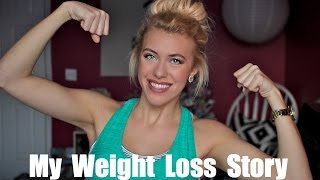 How I Lost 20lbs | My Weight Loss Story Thumbnail