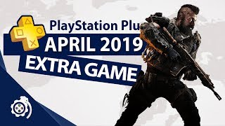 PlayStation Plus (PS+) EXTRA TRIAL GAME ADDED - April 2019