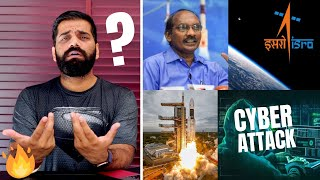 Cyber Attack On ISRO? Chinese Hackers Attack India - Stay Safe Online🔥🔥🔥