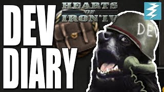 WHATS IN THE BAG? Dev Diary - Hearts of Iron 4 HOI4 Paradox Interactive