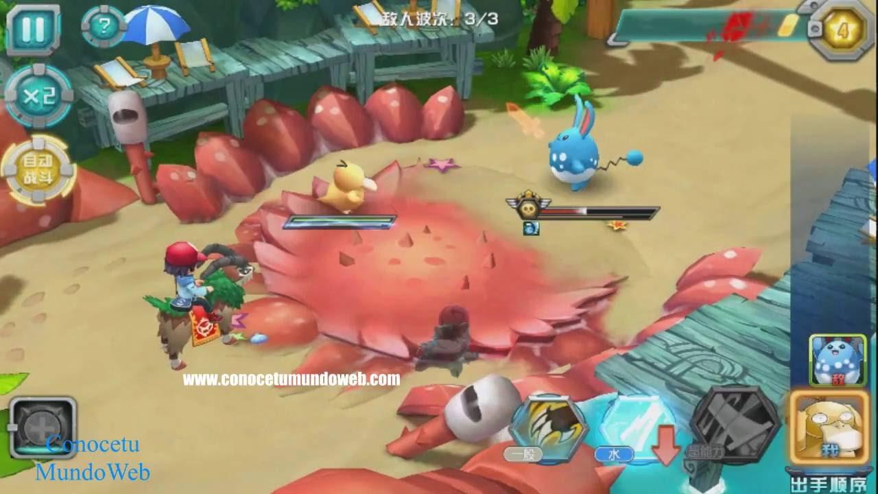 Pokemon 3ds El Mejor Juego De Pokemon Para Android Top Juego