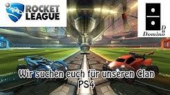 Rocket League PS4 | Wir suchen Mitspieler für unseren Clan | DominoDuo Deutsch