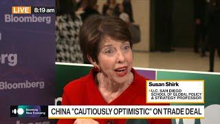 China Is Overreaching, U.S. Is Overreacting: Professor Shirk