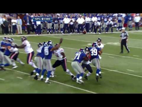 Joe Anderson NFL highlights