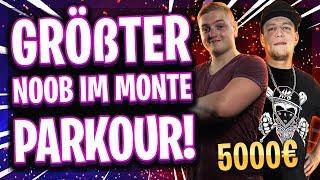 😂🚫💶5.000€ MONTE PARKOUR! | Schwerste
