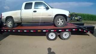 MODIFIED 7.3 TOWING WITH S468 250/200%