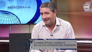 Daniel Salibi: Las Sierras Chicas y el coronavirus