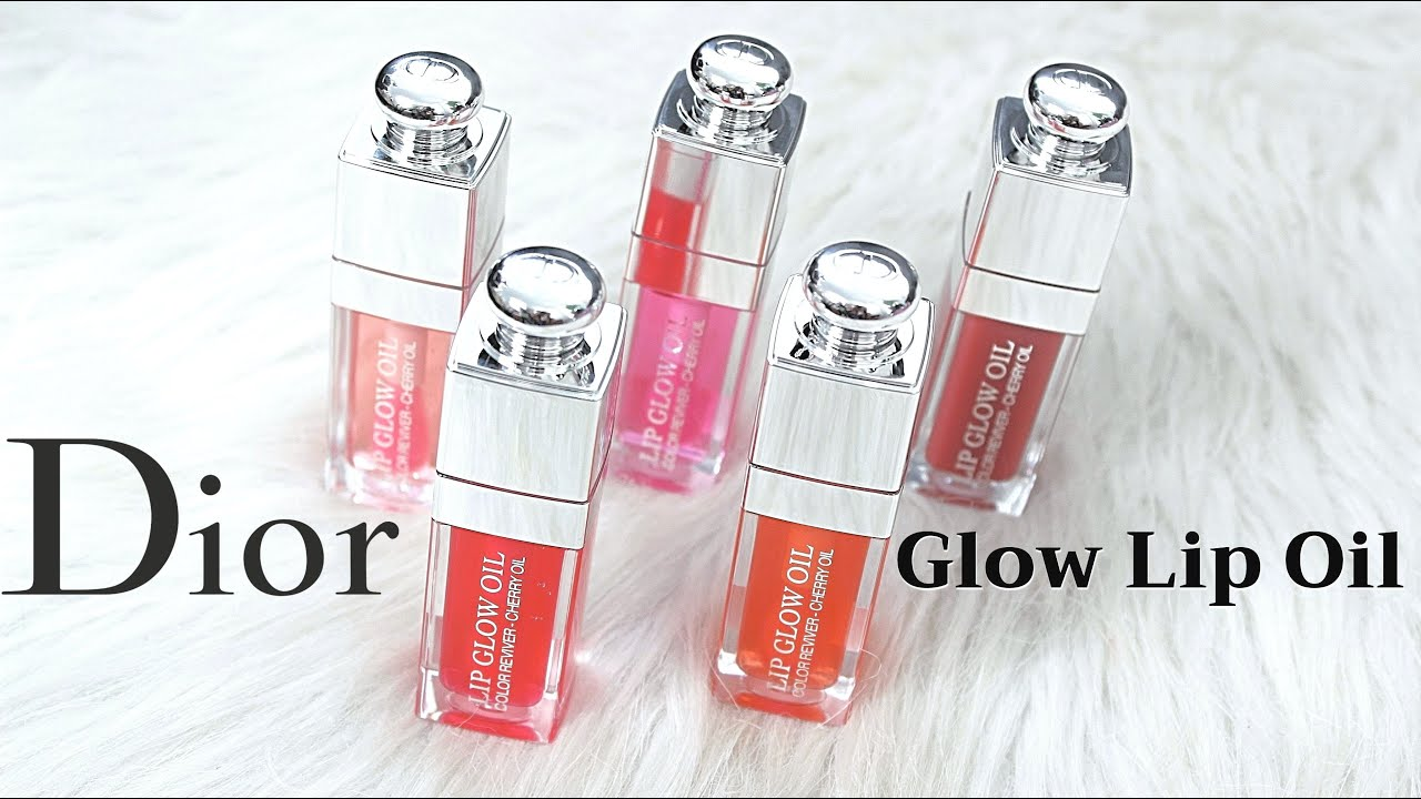 BIYW Review Chapter: #234 DIOR GLOW LIP OIL SWATCH \u0026 REVIEW