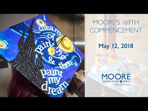 MOORE'S 169th COMMENCEMENT