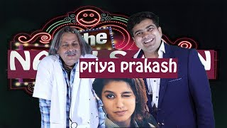 Episode-1 | PRIYA PRAKASH VARRIER INTERVIEW | KAPIL SHARMA | LUVYNAVY | SUNIL GROVER |