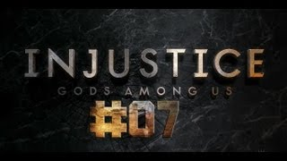 Lets Play Injustice Götter Unter Uns Deutsch Part 7 German Walkthrough Gameplay