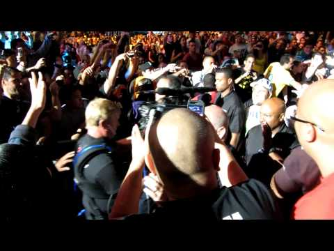 UFC on FOX 4 shogun rua vs brandon vera entrance walk out